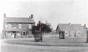 Gressenhall Post Office Reading Room in Norfolk