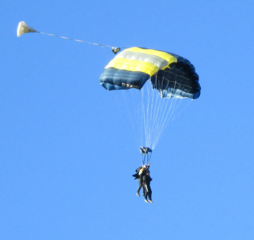 Norfolk Tours, Norfolk Expo, Parachuting, Norfolk, 