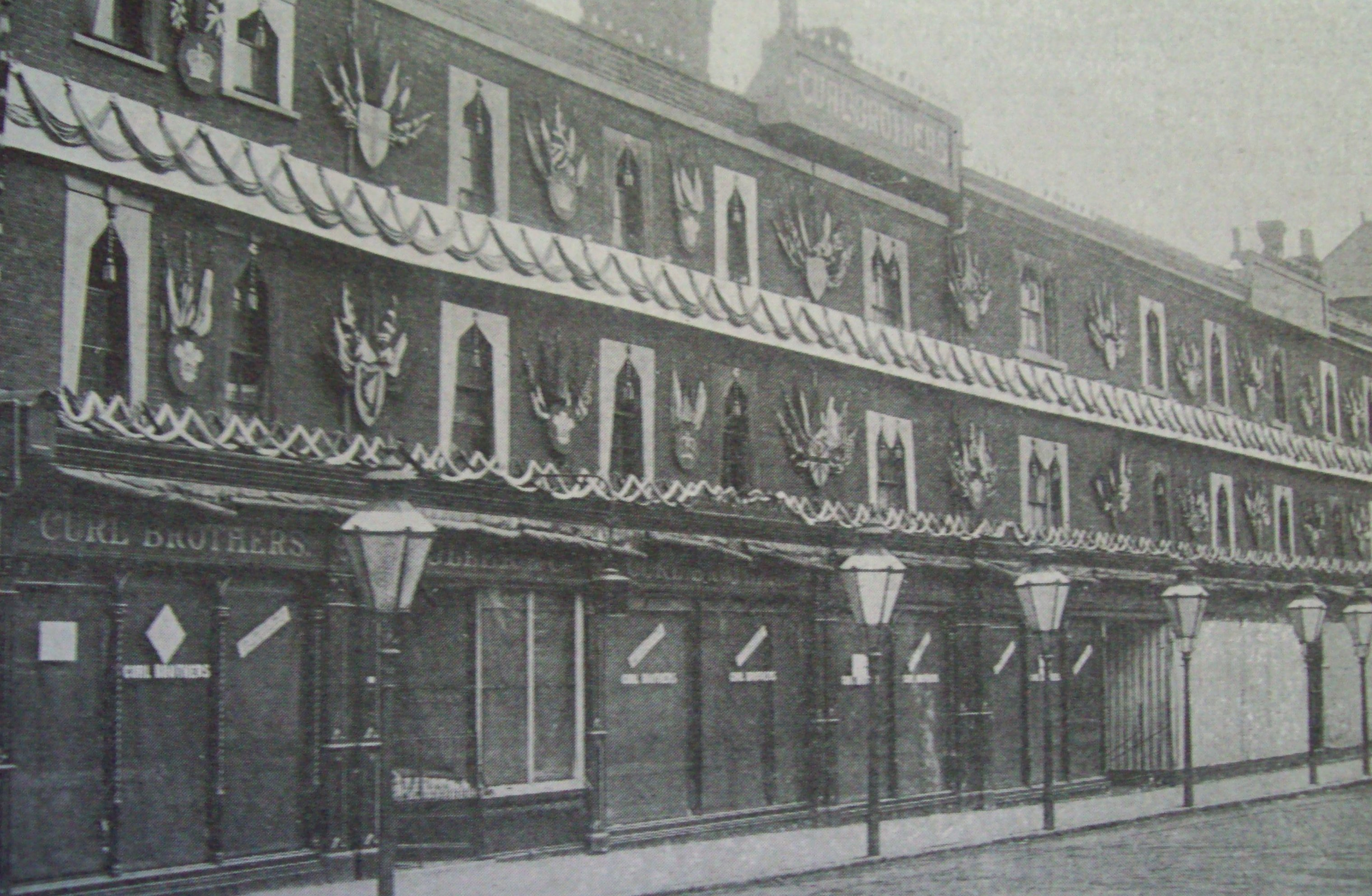Old Norwich Photograph...