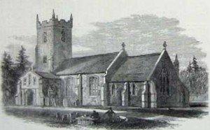 Sandringham, Church, History, Princess Charlotte, Christening,
