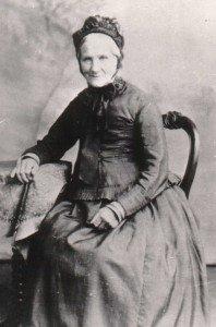 Lydia Bear of Weasenham